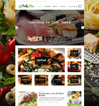 WordPress Template #62036