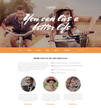 Joomla template 62065 - Buy this design now for only $75