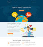 Learning Center Joomla Template