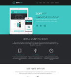 Soft APP Joomla Template