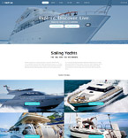 Yachting Joomla Template
