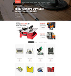 OpenCart Template #62077