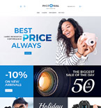 Magento template 62097 - Buy this design now for only $179