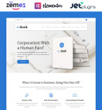 Wordpress template 62111 - Buy this design now for only $79