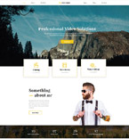 Bootstrap Template #62123