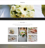 Wedding Joomla Template