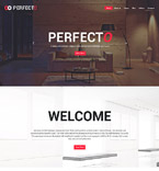 Perfect Hotel Joomla Template