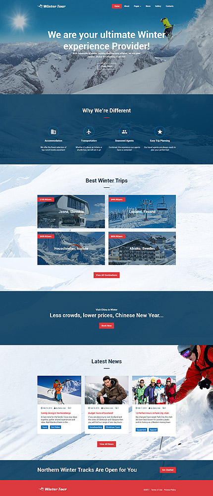Travel Most Popular website inspirations at your coffee break? Browse for more Joomla #templates! // Regular price: $75 // Sources available: .PSD, .PHP #Travel #Most Popular #Joomla