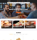 Bootstrap template 62173 - Buy this design now for only $75