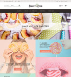 Sweets PrestaShop Template