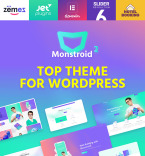 Multipurpose WordPress Template