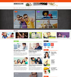 School Life Joomla Template