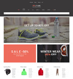 Shopify template 62242 - Buy this design now for only $139