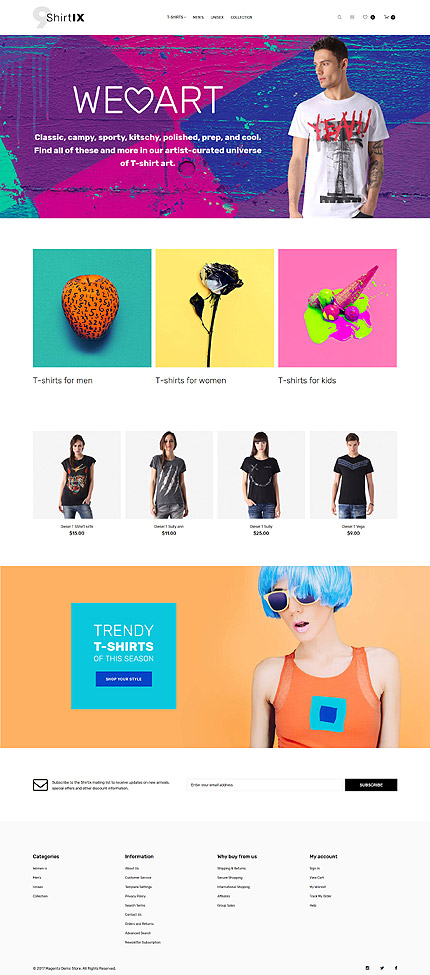 Fashion Most Popular website inspirations at your coffee break? Browse for more Magento #templates! // Regular price: $179 // Sources available: .PSD, .XML, .PHTML, .CSS #Fashion #Most Popular #Magento