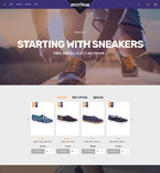 Shoes Store PrestaShop Template
