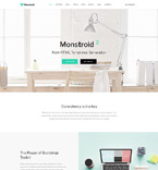 Bootstrap template 62267 - Buy this design now for only $75
