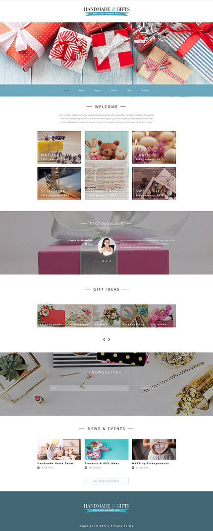 Gifts Most Popular website inspirations at your coffee break? Browse for more Joomla #templates! // Regular price: $75 // Sources available: .PSD, .PHP #Gifts #Most Popular #Joomla