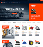 Magento template 62281 - Buy this design now for only $179
