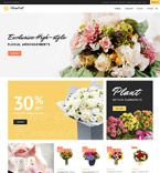Magento template 62284 - Buy this design now for only $179