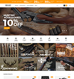 Magento template 62287 - Buy this design now for only $179