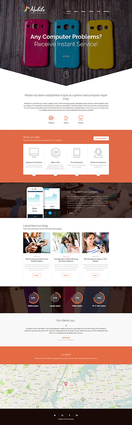 Electronics Most Popular website inspirations at your coffee break? Browse for more Joomla #templates! // Regular price: $75 // Sources available: .PSD, .PHP #Electronics #Most Popular #Joomla