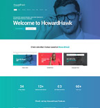 Bootstrap Template #62314
