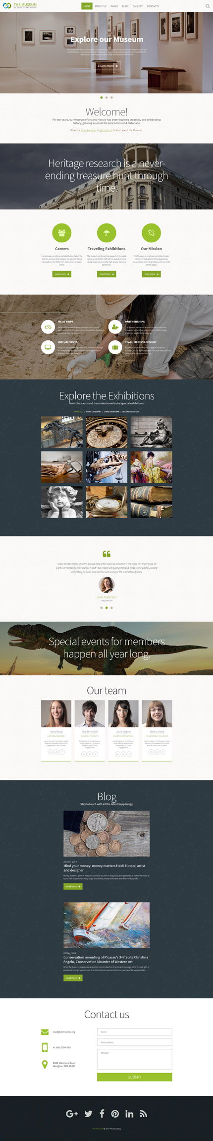 Society & Culture Most Popular website inspirations at your coffee break? Browse for more Joomla #templates! // Regular price: $75 // Sources available: .PSD, .PHP #Society & Culture #Most Popular #Joomla