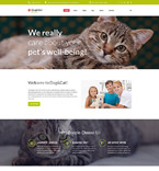 Pet Clinic Joomla Template