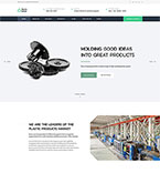 Bootstrap Template #62319