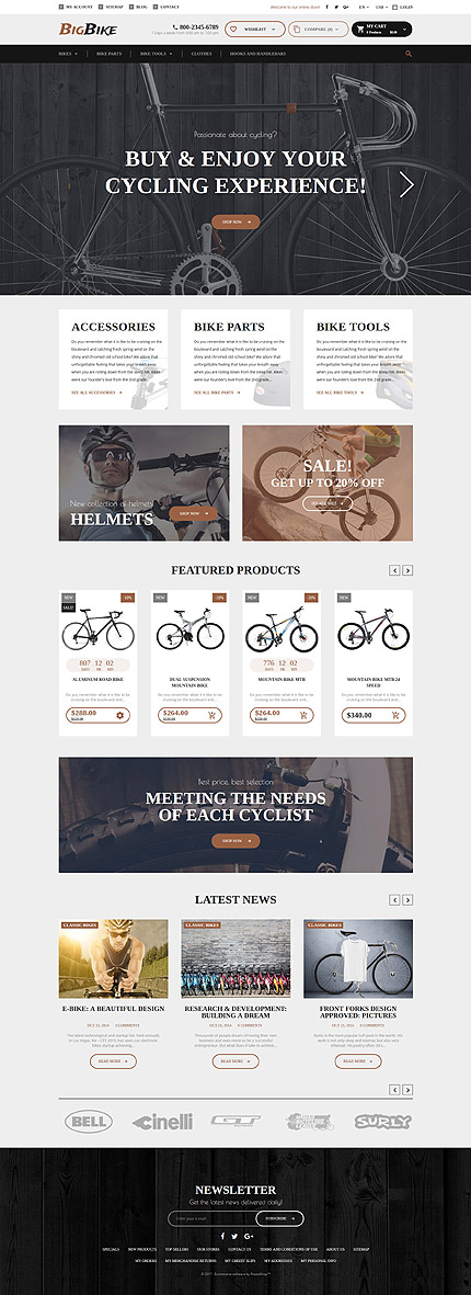 Car website inspirations at your coffee break? Browse for more PrestaShop #templates! // Regular price: $139 // Sources available: .PSD, .PHP, .TPL #Car #PrestaShop