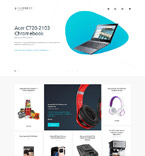 Prestashop template 62337 - Buy this design now for only $139