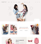 Fashion Store PrestaShop Template
