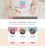 Pregnancy Clinic Joomla Template