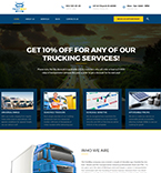 WordPress Template #62353