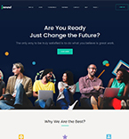 WordPress Template #62355