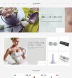 Wedding PrestaShop Template