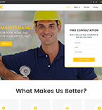 WordPress Template #62371