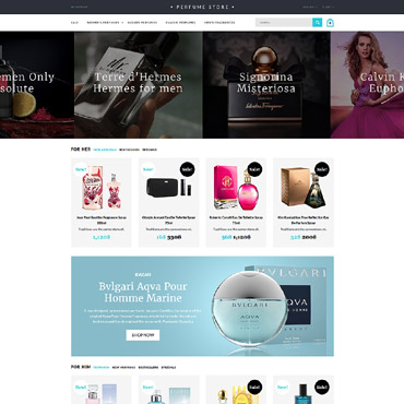 OpenCart Template # 62381