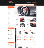 Virtuemart template 62412 - Buy this design now for only $139