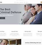 WordPress Template #62440