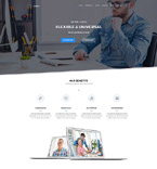 WordPress Template #62441