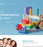 Best Kindergarten WordPress Template