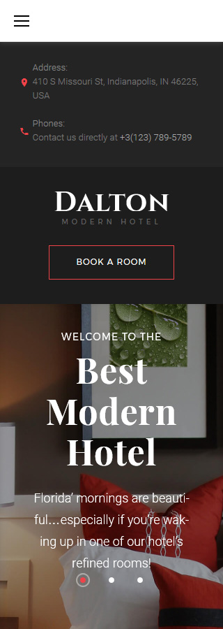 Hotels Most Popular website inspirations at your coffee break? Browse for more WordPress #templates! // Regular price: $75 // Sources available:.PHP, This theme is widgetized #Hotels #Most Popular #WordPress