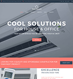 WordPress Template #62487