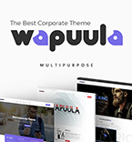 WordPress Template #62666