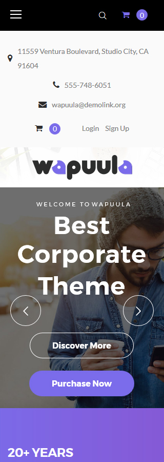 Business Most Popular website inspirations at your coffee break? Browse for more WordPress #templates! // Regular price: $75 // Sources available:.PHP, This theme is widgetized #Business #Most Popular #WordPress