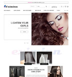 Hair Accessories PrestaShop Template