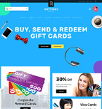 Prestashop template 63340 - Buy this design now for only $139