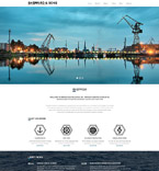 Marine Construction Joomla Template