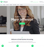 WordPress Template #63359